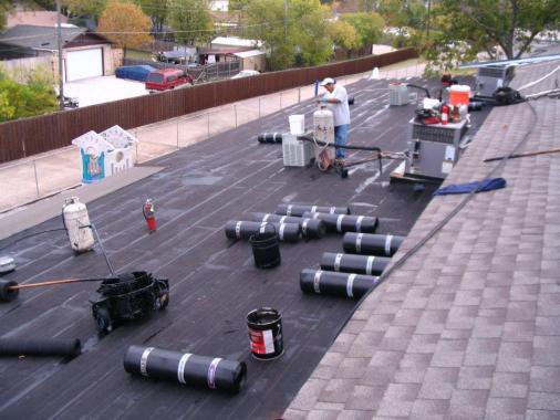 Commercial Roofing by Roofing & Remodeling of Dallas