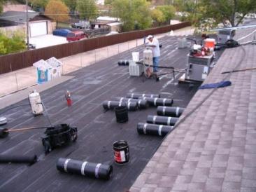 Tony Bohnenkamper - Commercial Roofing