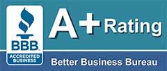 BBB A+ Rating for Roofing & Remodeling of Dallas