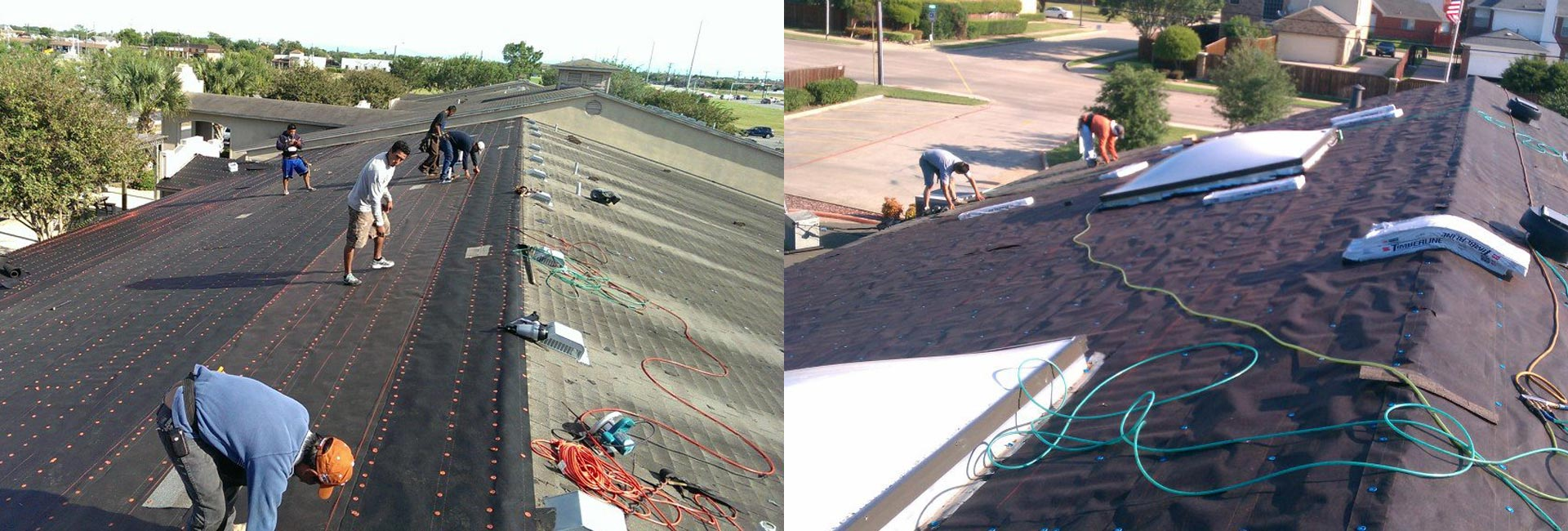 Roofing Companies, Roof Replacement in Frisco, Lewisville