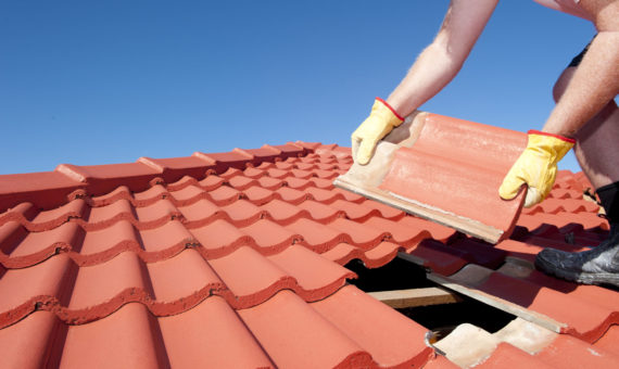 Roof Repair by Roofing Contractor in Allen, Texas